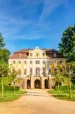 Замок в Neschwitz, Германии Стоковое Фото