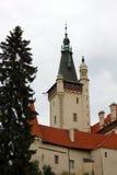 Замок в Pruhonice, чехии Стоковые Изображения RF