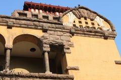 Замок в Qingdao стоковое фото rf