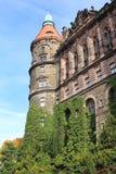 Замок в Walbrzych-Ksiaz Стоковое фото RF