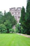 Замок Гейдельберг стоковое изображение