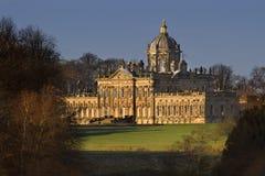 Замок Говард - северный Йоркшир - Великобритания Стоковые Изображения