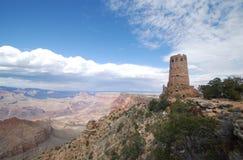 Замок гранд-каньона Стоковые Изображения RF
