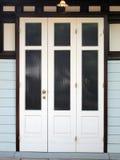 замок дверей Стоковая Фотография