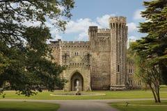 Замок Джонстаун графство Wexford Ирландия стоковая фотография rf