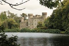 Замок Джонстаун графство Wexford Ирландия стоковые фотографии rf