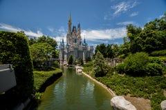 Замок Дисней Орландо Стоковая Фотография