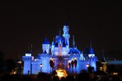 замок Дисней Стоковое фото RF