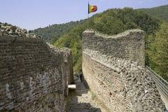 Замок Дракула Стоковые Фото