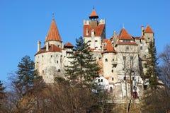 замок Дракула s Стоковое фото RF