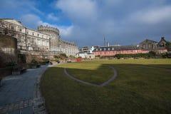 Замок Дублина - Дублин - Ирландия Стоковая Фотография RF