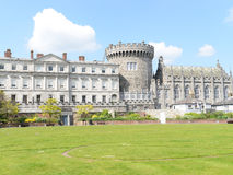 Замок Дублина Стоковое Фото