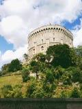 Замок Дувра, Лондон, Великобритания Стоковое Изображение RF