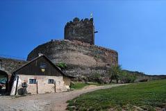 замок европа Польша bolkow Стоковые Фото