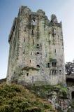 Замок лести в пробочке графства, Ирландии Стоковые Фото