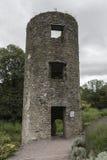 Замок 1687 лести Стоковые Изображения