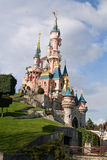 замок Золушка стоковые фотографии rf