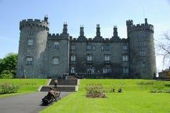 замок Ирландия kilkenny Стоковые Изображения