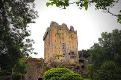 замок Ирландия лести Стоковое Изображение RF