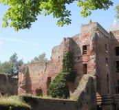 замок исторический Стоковое Изображение