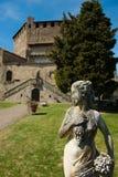 замок Италия северная стоковые изображения