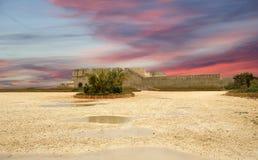 замок Италия Сицилия syracuse стоковая фотография rf