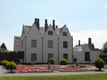 Замок и сады St Fagans Стоковая Фотография