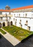 Замок и сад Tomar Стоковые Фотографии RF