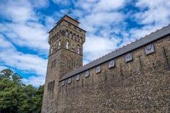 Замок Кардиффа Стоковые Фото