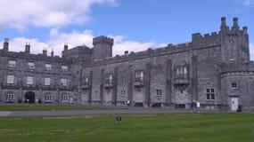 Замок Килкенни стоковые изображения rf