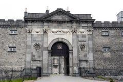 Замок Килкенни, Ирландия Стоковые Фотографии RF