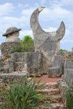 Замок коралла Стоковая Фотография
