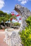 Замок коралла Стоковые Фото