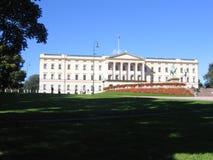 замок королевский Стоковое Изображение
