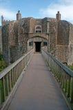 замок к путю Стоковое Изображение RF