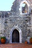 Замок, Лейрия, Португалия Стоковое Изображение RF