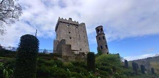 Замок лести стоковая фотография rf