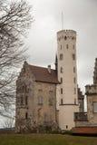 Замок Лихтенштейн, Германия Стоковые Изображения