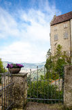 Замок Лихтенштейн Стоковое Изображение RF