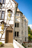 Замок Лихтенштейн стоковые фото