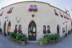 Замок Лихтенштейн Стоковое Изображение
