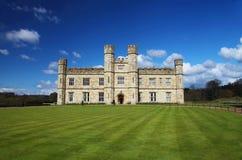 Замок Лидс в Англии Стоковые Фото