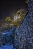 Замок Марбурга стоковые изображения