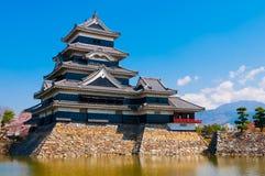 Замок Мацумото Стоковое фото RF
