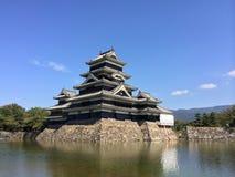Замок Мацумото Стоковые Изображения RF