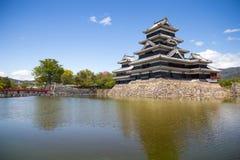 Замок Мацумото Стоковые Изображения