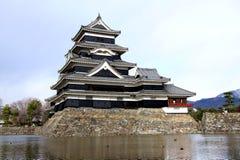 Замок Мацумото Стоковые Фотографии RF