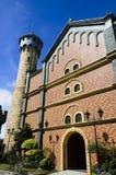 Замок мира фантазии Стоковое фото RF