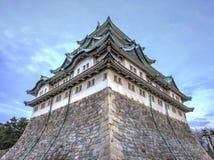Замок 4 Нагои Стоковое Изображение