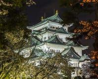 Замок 6 Нагои Стоковое Изображение RF
